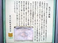 『思川と涙橋』