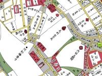 江戸時代古地図(c)goo地図