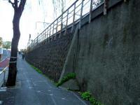 市街高架線境界