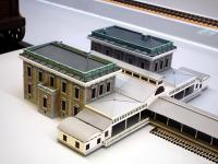 新橋駅模型