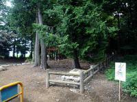 公園の境界