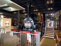 1290形式蒸気機関車 車号1292