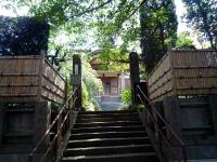法華経寺 子院