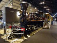 7100形式蒸気機関車 車号7101