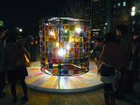 光のメッセージタワー