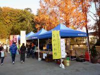 滑川町商工会の露店