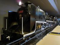 C51形式蒸気機関車 車号C515