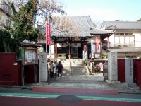 大法寺山門