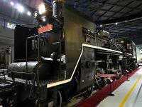 C57形式蒸気機関車 車号C57135