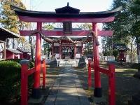 諏訪神社二の鳥居