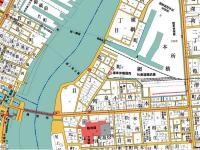 両国橋駅MAP