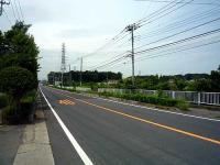 旧平塚三村の丘陵地