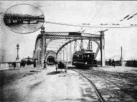 両国橋の市電