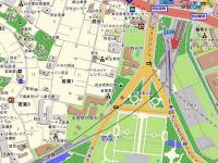 御所トンネルマップ
