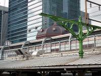 現在の架線柱