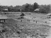 上野戦争痕