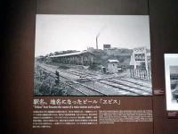 駅名となった恵比寿