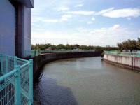 綾瀬川放水路
