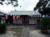 備後香取神社 拝殿