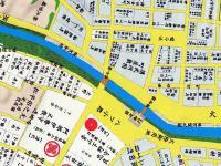 江戸時代の八ツ小路