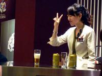 ビールの注ぎ方2