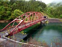 昭和トンネルと橋