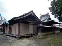備後香取神社 社殿
