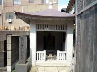 橋本左内の墓