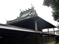 備後香取神社 本殿