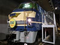 EF66形式電気機関車 車号EF66 11