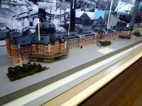 復原東京駅模型