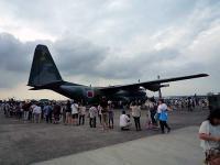 自衛隊C-130ハーキュリーズ