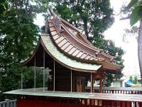 備後須賀稲荷神社 本殿