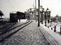 当時の万世橋駅ホーム