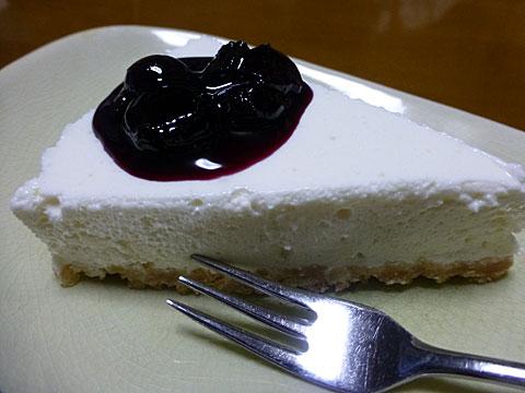 14 11/23 チーズケーキ