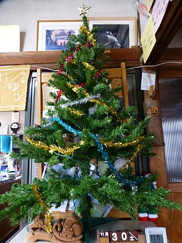14 11/30 クリスマスツリー