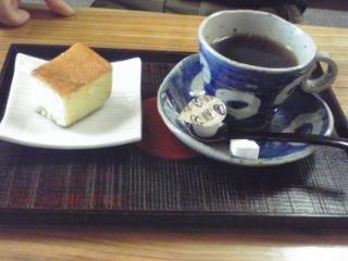 日本酒ケーキ