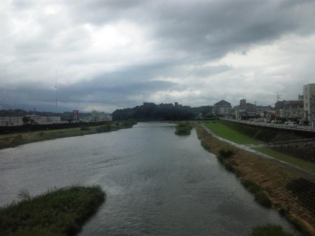 今津屋橋より