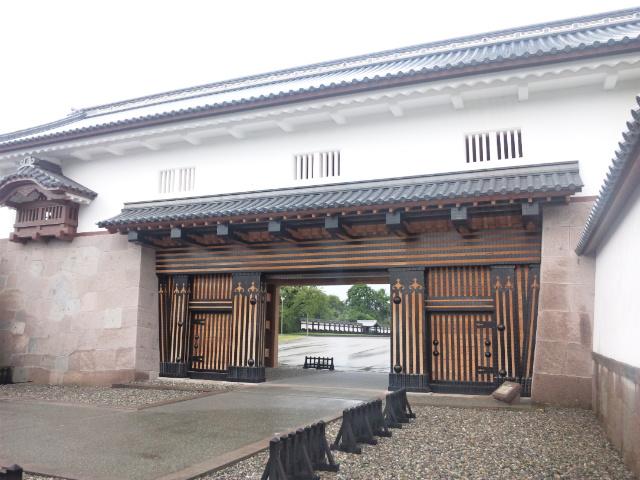 二の門(櫓門)