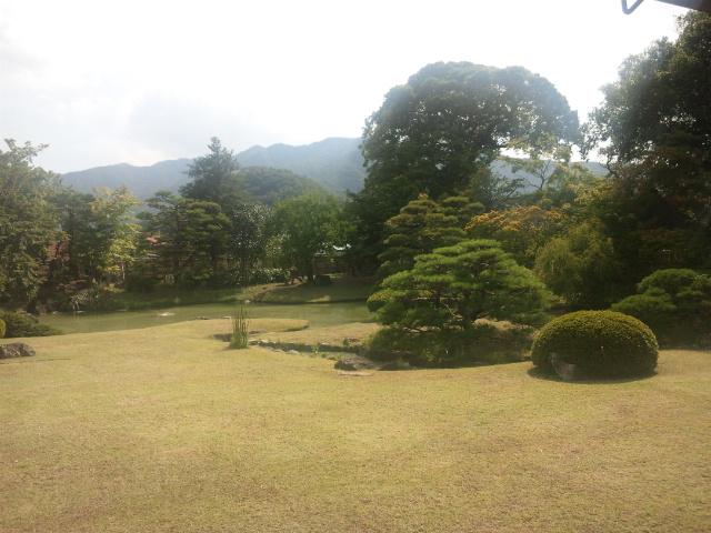 真田邸庭園