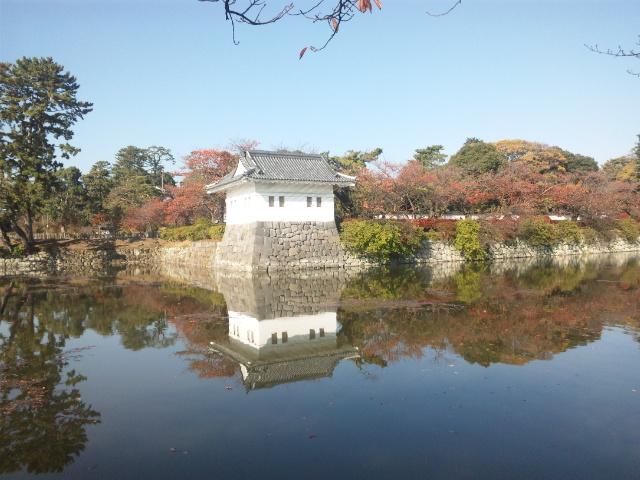 小田原城の堀