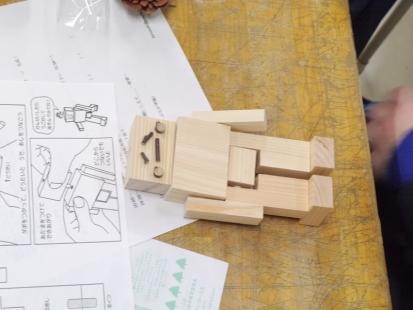 工業高校ロボ木ー事前WS⑥