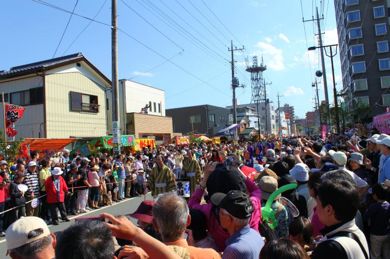 大成住宅 花魁道中 2012年5月5日 (53)