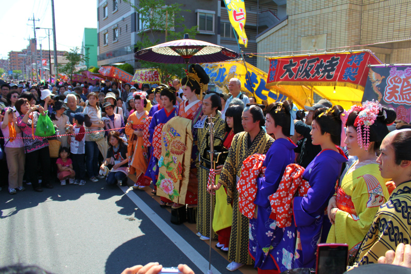 大成住宅 花魁道中 2012年5月5日 (34)