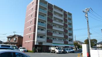 ■物件番号4949 テラスモール近い!辻堂駅12分!1Kマンション!オートロック!1階がコンビニで便利!7.2万円!