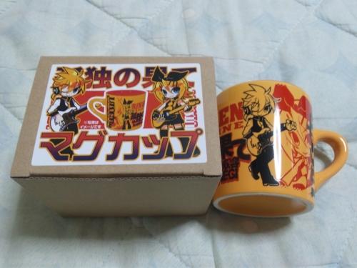 (120428) グッズ-NEGIさんマグカップ