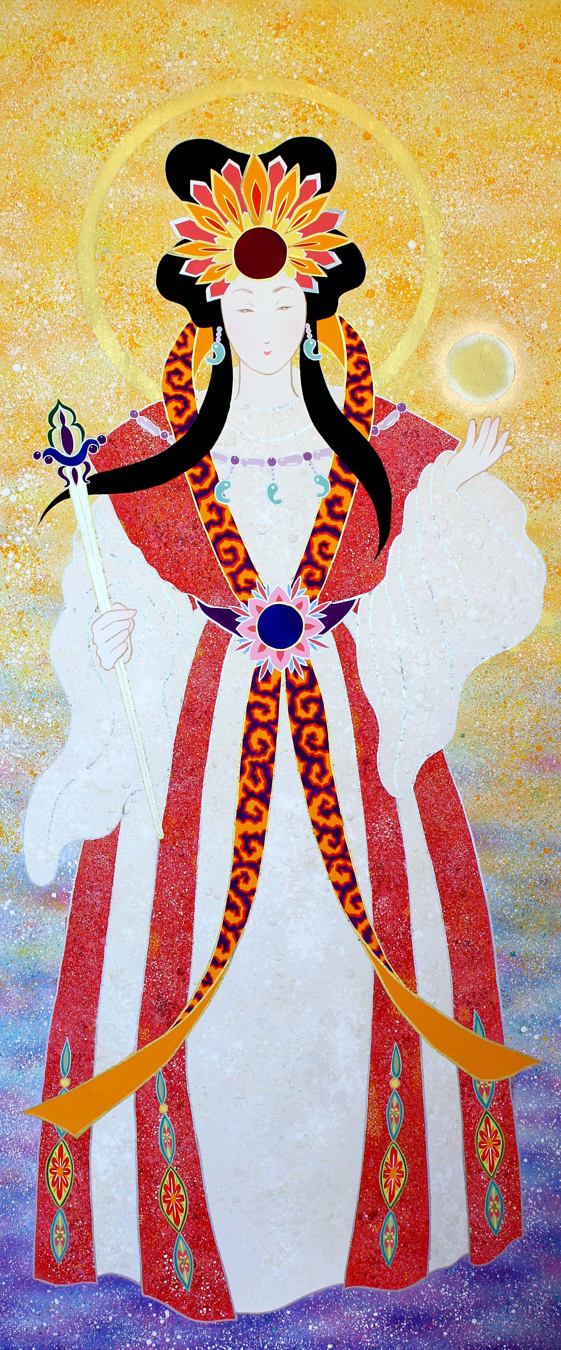 女王・日巫女②