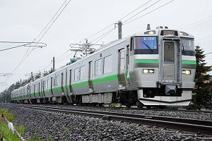 電車733系