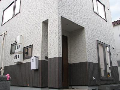 豊平区I様邸120928
