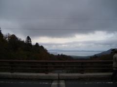 大山寺橋より